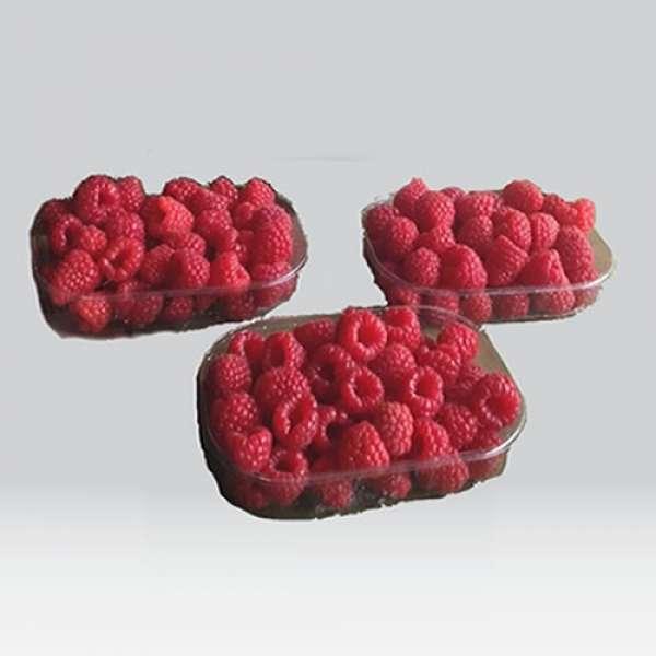 Framboesa Bio, 125 gr