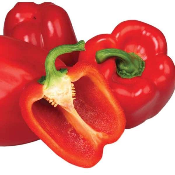 Pimento Vermelho Bio